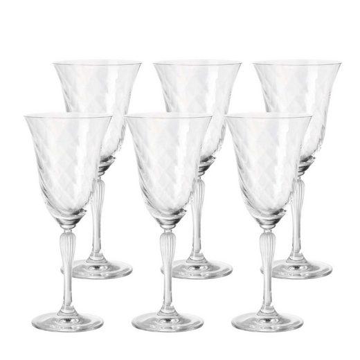 LEONARDO Rotweinglas »VOLTERRA Rotweinkelch 150ml 6er Set« (6-tlg)