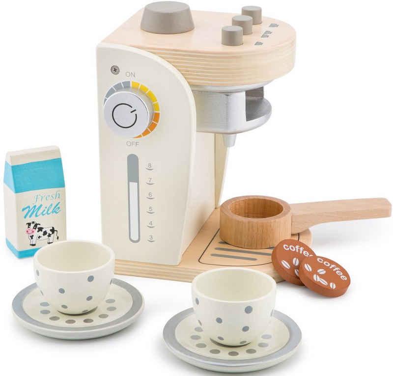 New Classic Toys® Kinder-Kaffeemaschine »Bon Appetit - Kaffeemaschine, Creme«