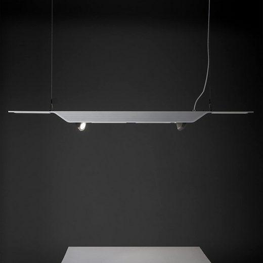 """ZMH LED Pendelleuchte »""""Gipfeln"""" Hängelampe 60W 4000K dimmbar 180 cm Hängeleuchte Pendellampe für Arbeitszimmer Küchen«"""