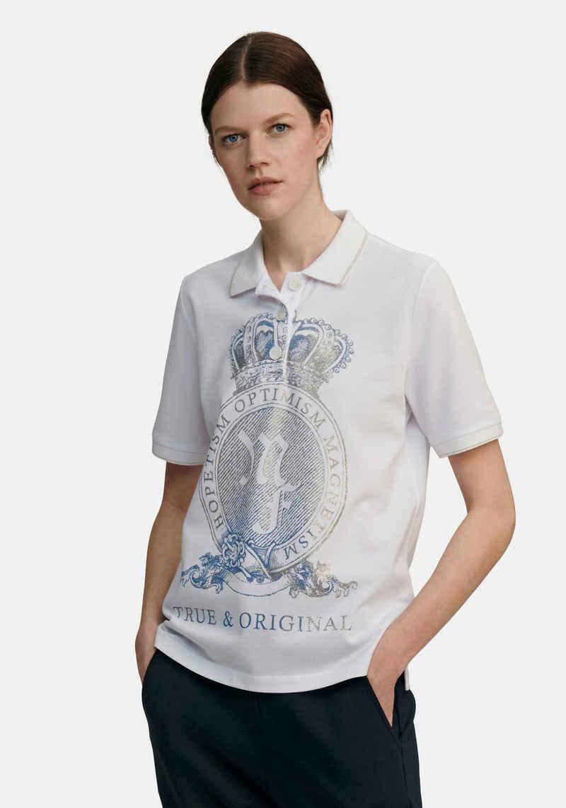 Margittes Poloshirt »mit 1/2-Arm«