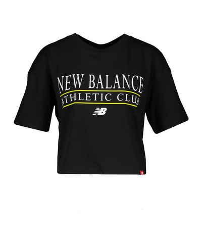 New Balance T-Shirt »AC Boxy T-Shirt Damen«
