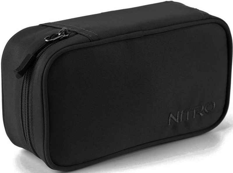 NITRO Federtasche »Pencil Case XL, True Black«