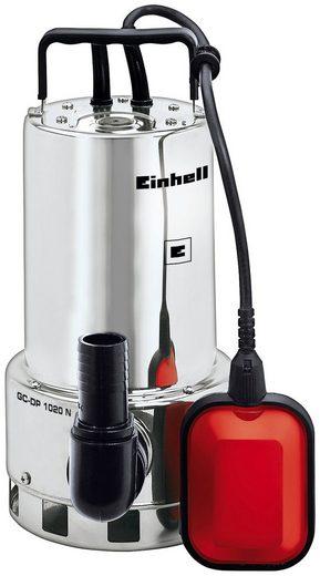 EINHELL Schmutzwasser-Tauchpumpe »GC-DP 1020 N«, 18.000 l/h