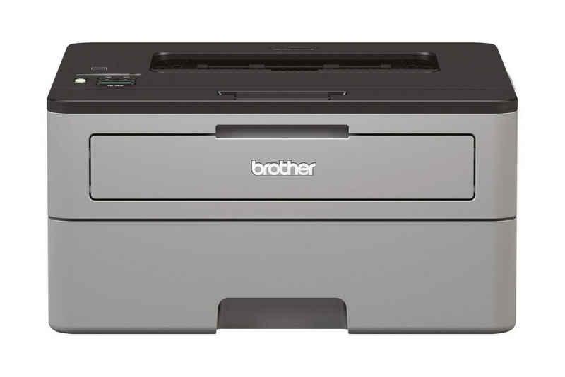 Brother HL-L2350DW Laserdrucker, (WLAN, automatischer Duplexdruck)