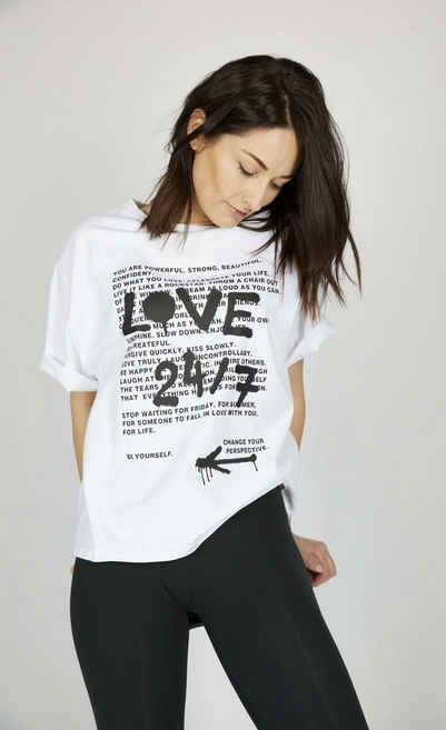 ONE MORE STORY T-Shirt »ICON«
