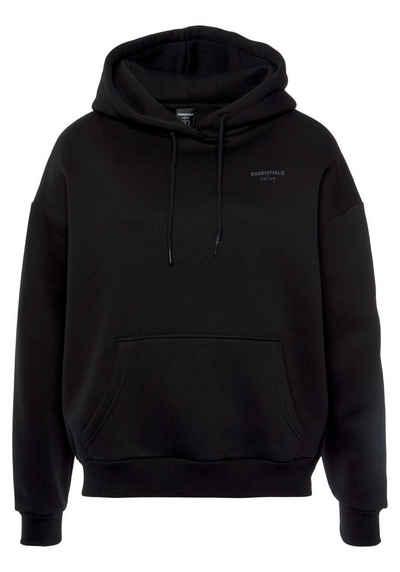 DSCVR Kapuzensweatshirt »Essentials« Innen wunderbar weich angerauht
