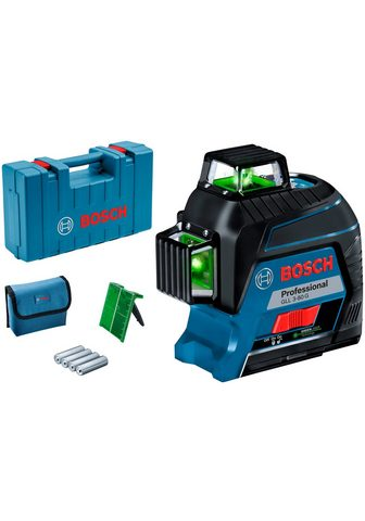 Bosch Professional Linienlaser »GLL 3-80 G« (Packung) Mes...