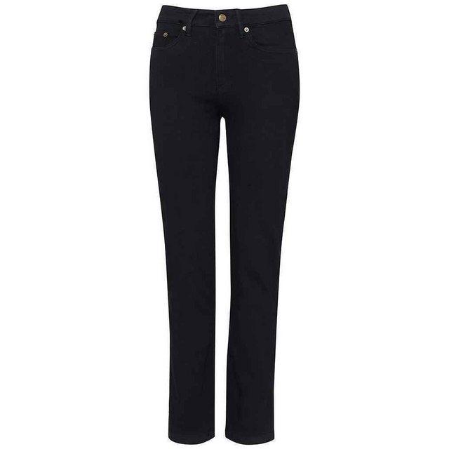 Hosen - AWDIS Gerade Jeans »So Denim Damen Katy Jeans, gerades Bein« › schwarz  - Onlineshop OTTO
