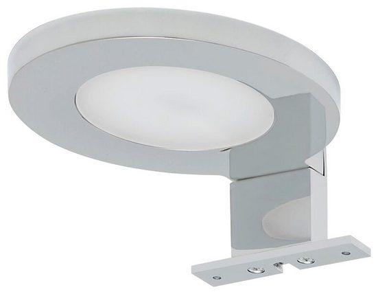 TIGER Packung: LED-Spiegelleuchte »Cursa«, 10 cm