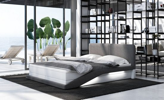 Sofa Dreams Boxspringbett »Airo«, Airo
