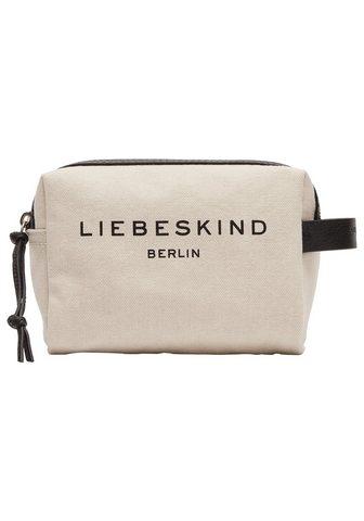Liebeskind Berlin Kosmetikos krepšelis »Gray Cosmetic Po...