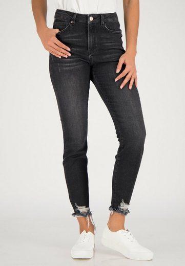 ONE MORE STORY 7/8-Jeans »aus hochwertigem Baumwoll-Mix« aus hochwertigem Baumwoll-Mix