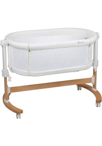 BabyGo Beistellbett »Amila beige white« su Sc...