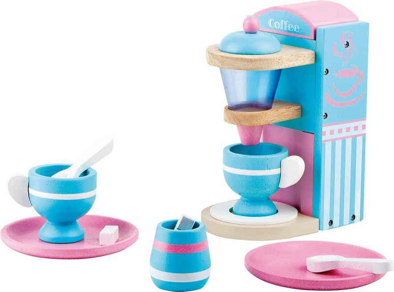 Small Foot Kinder-Kaffeemaschine »Kaffeemaschine Kinderküche«, (7-tlg)