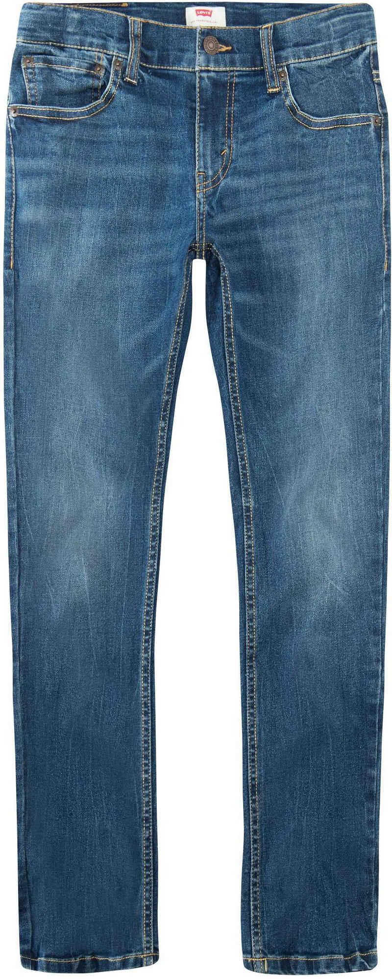 Levi's Kidswear Stretch-Jeans »511 SLIM FIT JEAN-CLASS«