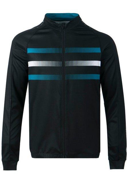 ENDURANCE Fahrradjacke »BRANTUL M Bike L-S Shirt« mit 360 Grad reflektierenden Elementen