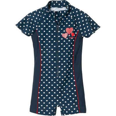 Playshoes Badeanzug »Schwimmanzug mit UV-Schutz 50+ für Mädchen«