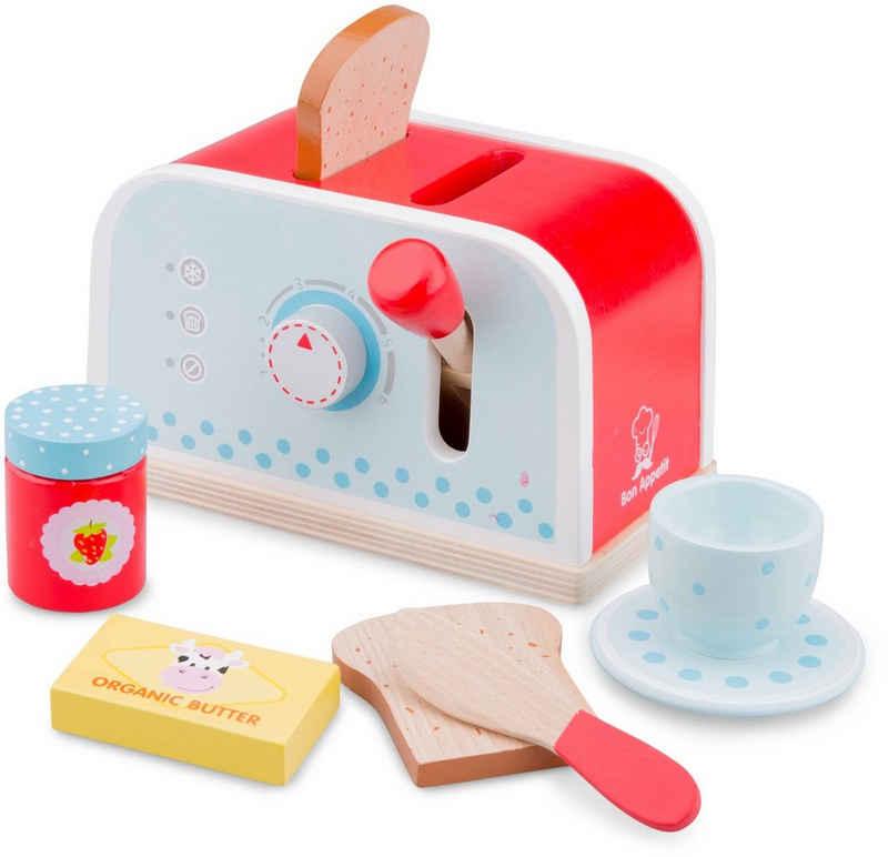 New Classic Toys® Kinder-Toaster »Bon Appetit - Toasterset«