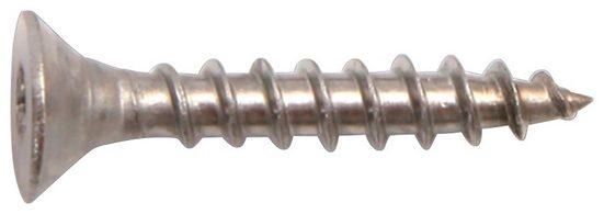 Baukulit VOX Schraube »Edelstahl«, (Packung, 100 St), 3,0 x 16 mm für MOTIVO Wohnraumpaneel