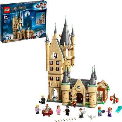 LEGO® Konstruktionsspielsteine »Astronomieturm auf Schloss Hogwarts™ (75969), LEGO® Harry Potter™«, (971 St), Made in Europe