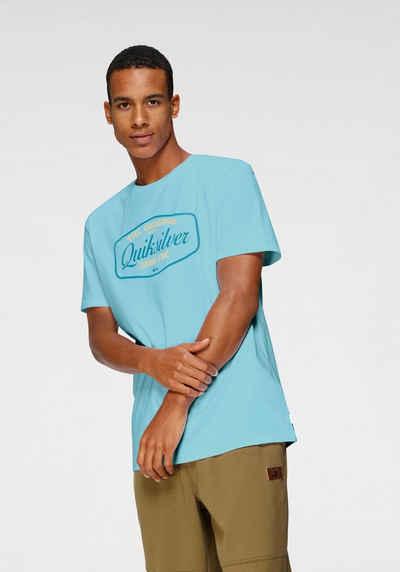 Quiksilver T-Shirt »CUT TO NOW«