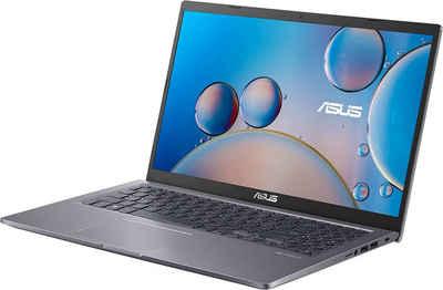 Asus F515 8GB RAM Office 2019 Notebook (39,00 cm/15.6 Zoll, Intel Celeron, Intel UHD Graphics, 256 GB SSD, integrierte Webcam mit Mikrofon, Micro SD Card-Reader)