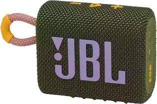 JBL GO 3 Portable-Lautsprecher (Bluetooth, 4,2 W)