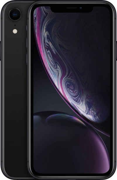 """Apple iPhone XR 6,1"""" 128 GB Smartphone (15,5 cm/6,1 Zoll, 128 GB Speicherplatz, 12 MP Kamera, ohne Strom-Adapter und Kopfhörer)"""