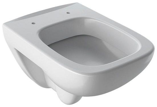 GEBERIT Wand-WC »Renova Nr. 1«, weiß, KeraTect
