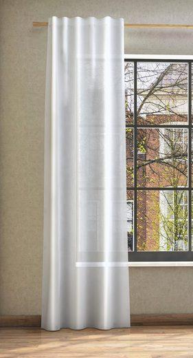 Vorhang »Libre-ECO«, Neutex for you!, Multifunktionsband (1 Stück), Nachhaltig