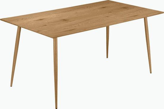 Leonique Esstisch »Eadwine«, in verschiedenen Tischgrößen erhältlich, pflegeleichte Oberfläche