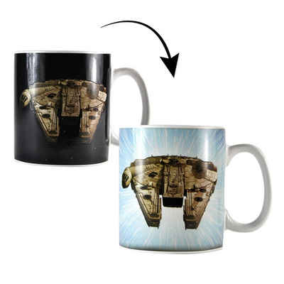 Star Wars Tasse »Star Wars Thermoeffekt Tasse Falcon«
