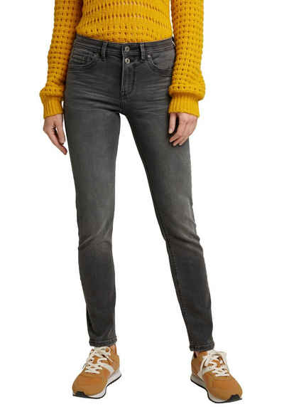edc by Esprit Slim-fit-Jeans mit 2-Knopf-Form