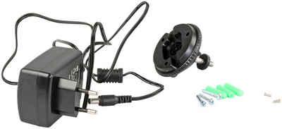 Burg Wächter »BURGcam LIGHT 3010« Smart Home Kamera (Außenbereich, 15 Watt LED Weißlicht, IP65, 12V)