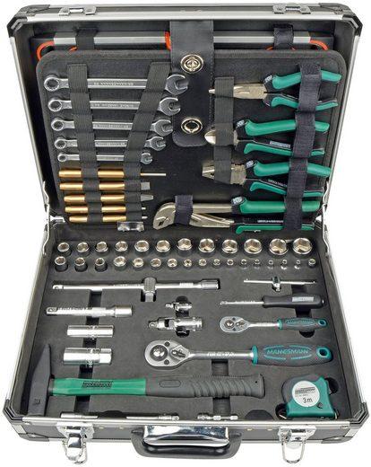MANNESMANN Werkzeugkoffer »160-tlg.«