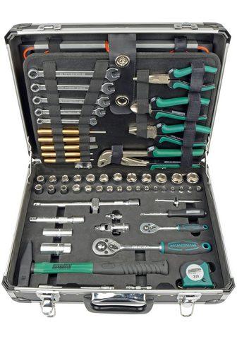 Brüder Mannesmann Werkzeuge MANNESMANN Werkzeugkoffer »160-tlg.«