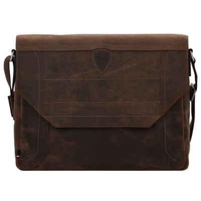 Strellson Messenger Bag »Hunter«, Leder