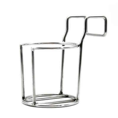 intergrill Strandkorb »Getränkehalter Flaschen Tassen Edelstahl 8cm«, Zubehör