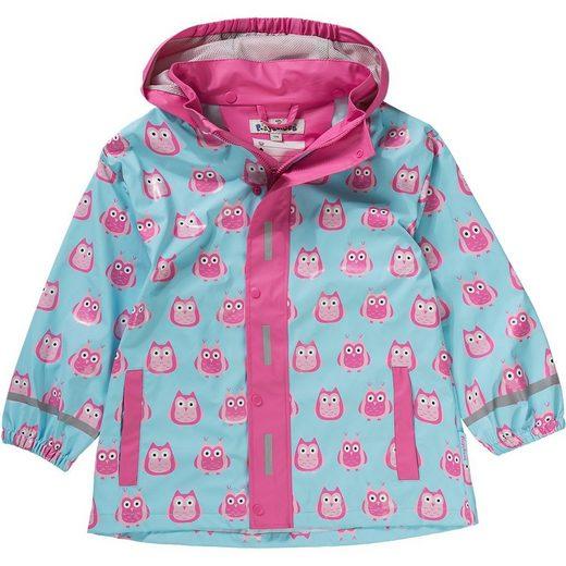 Playshoes Regenmantel »Regenmantel EULE für Mädchen«