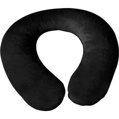 Nackenkissen, »Nackenkissen, schwarz«, KAUFMANN