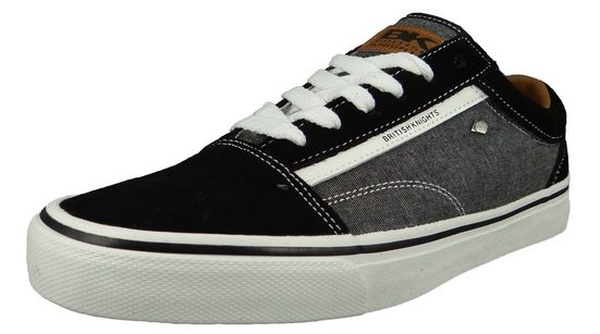 British Knights »B47-3723-01 Mack Black/Cognac« Sneaker