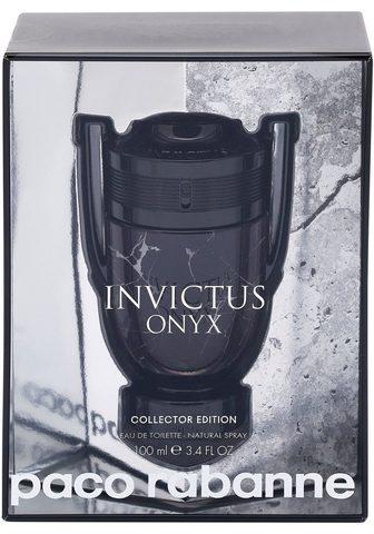 paco rabanne Eau de Toilette »Invictus Onyx Collect...