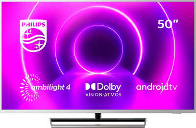 Philips 58PUS9005/12 LED-Fernseher (146 cm/58 Zoll, 4K Ultra HD, Android TV)