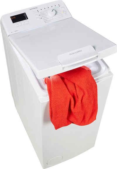Privileg Family Edition Waschmaschine Toplader PWT E612531P N (DE), 6 kg, 1200 U/min, 50 Monate Herstellergarantie