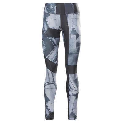 Reebok Leggings »Reebok Lux Bold Printed Leggings«