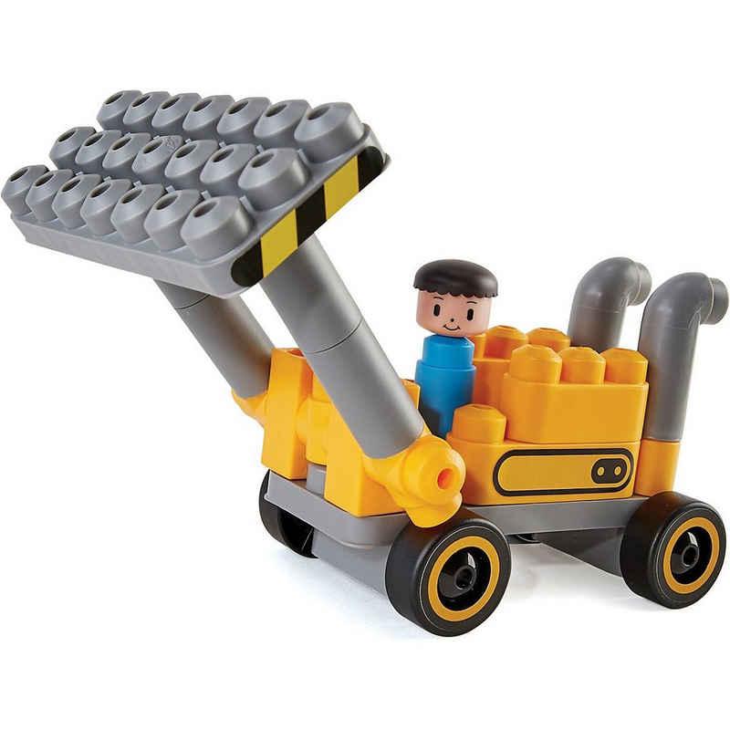 Hape Steckspielzeug »Baustellenfahrzeuge«
