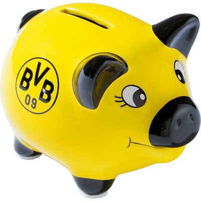 Borussia Dortmund Spardose »BVB-Sprücheschwein: Nachwuchsförderung«