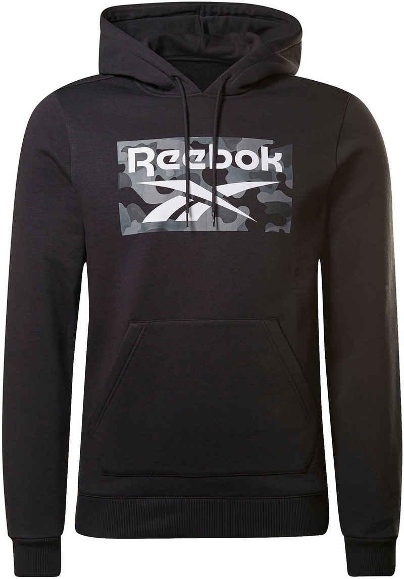 Reebok Kapuzensweatshirt »Camo Hoodie«