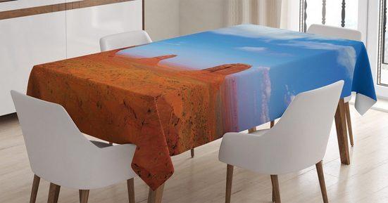 Abakuhaus Tischdecke »Personalisiert Farbfest Waschbar Für den Außen Bereich geeignet Klare Farben«, amerikanisch Historische Wild West
