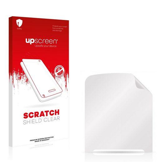 upscreen Schutzfolie »für Philips GoGear Vibe SA4VBE08 2012«, Folie Schutzfolie klar anti-scratch